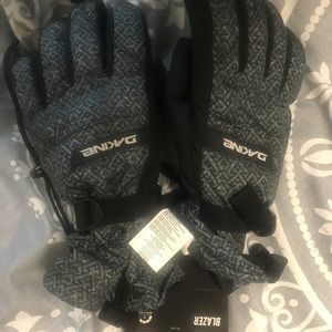 Dakine Ski Gloves - New With Tags